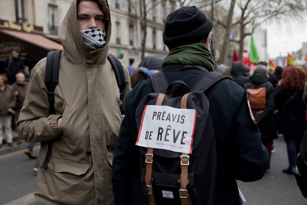 09.04.2016 – Manifestation contre la loi travail