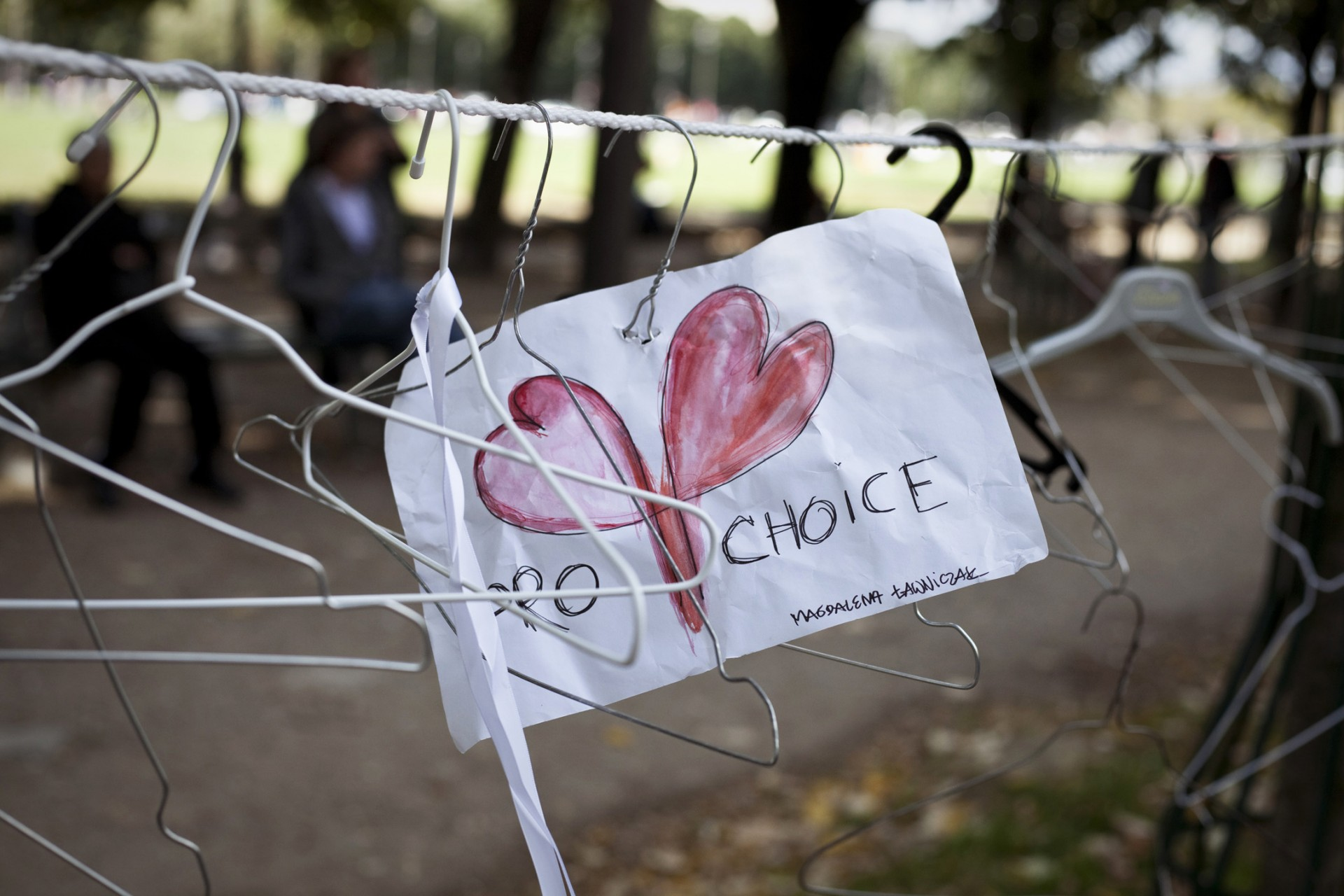 02.10.2016 – Manif noire contre l'interdiction d'IVG en Pologne