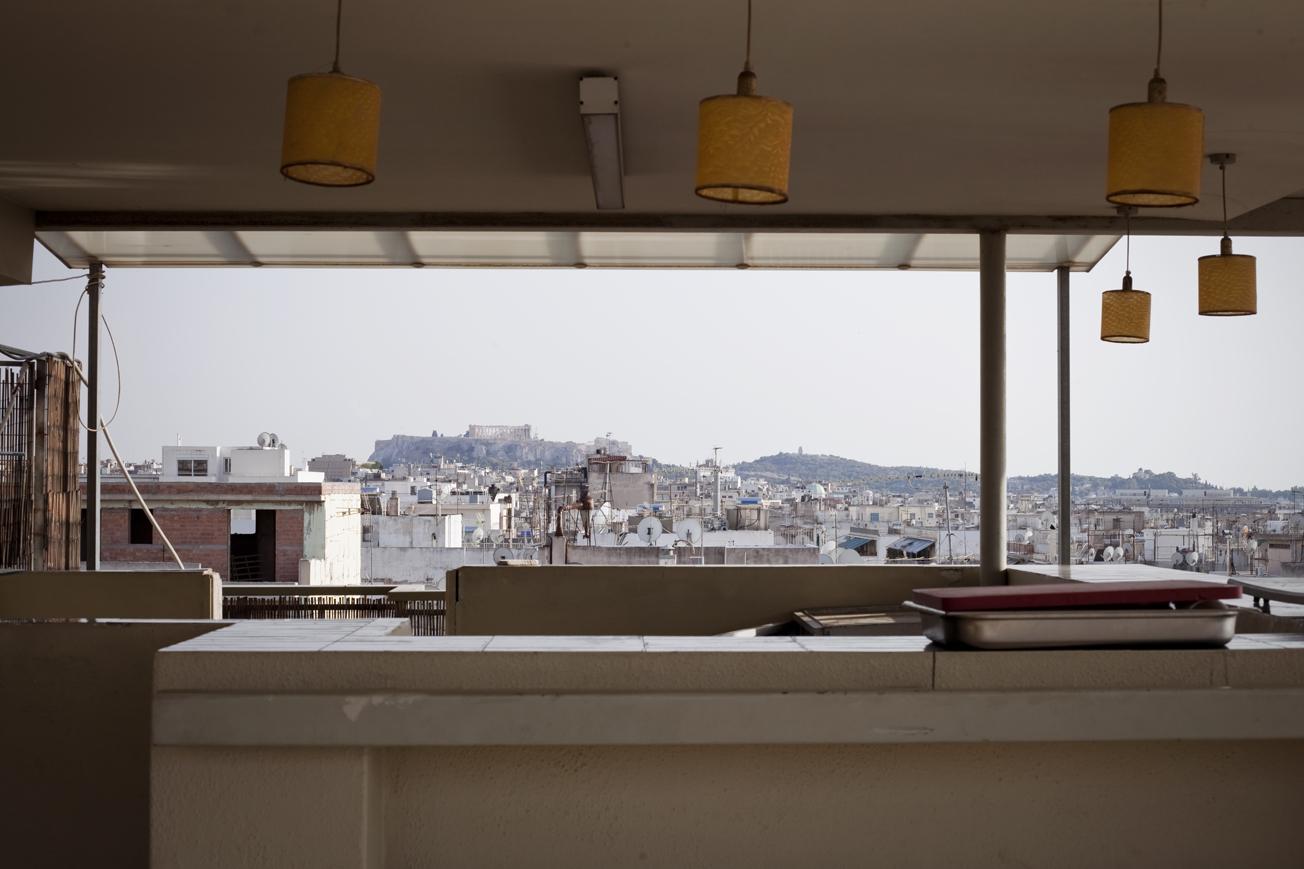Hôtel City Plaza - Septembre 2016 / Athènes