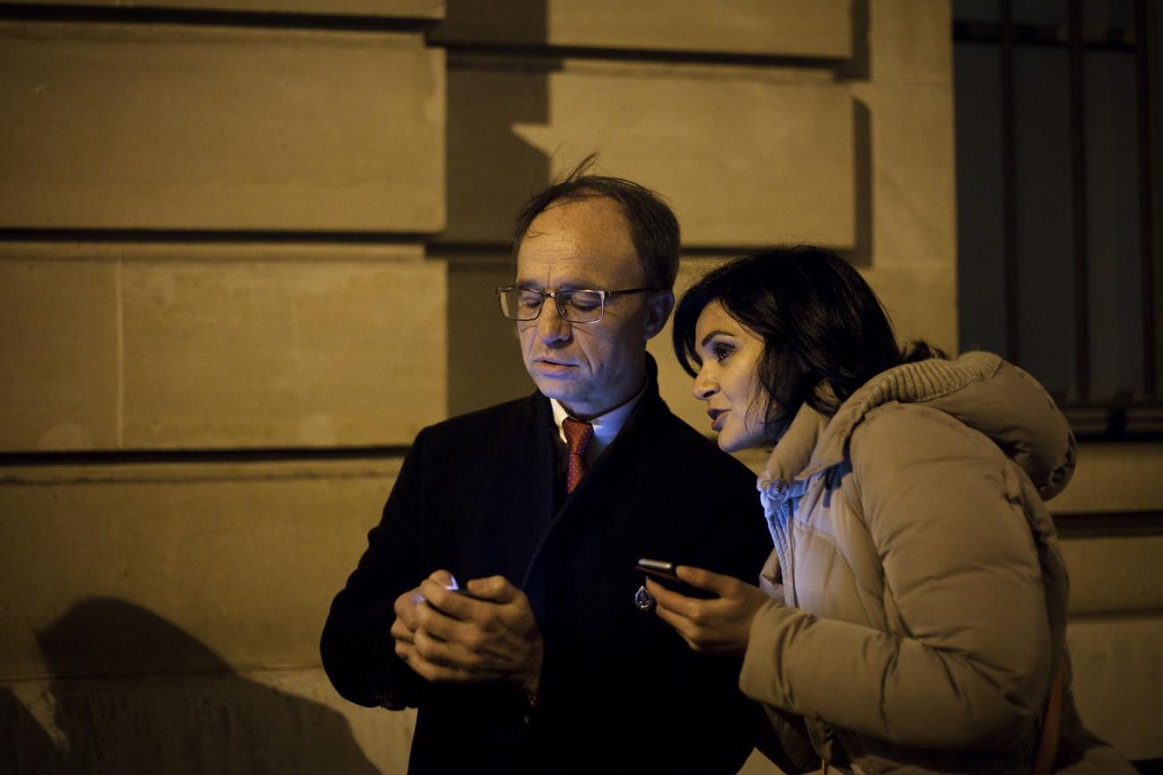 27.11.2016 – Primaire de la Droite – Election de F. Fillon