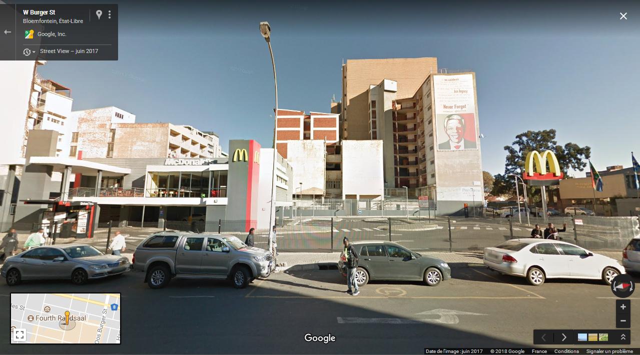 McDonald's trip : un tour du monde via Google Street View