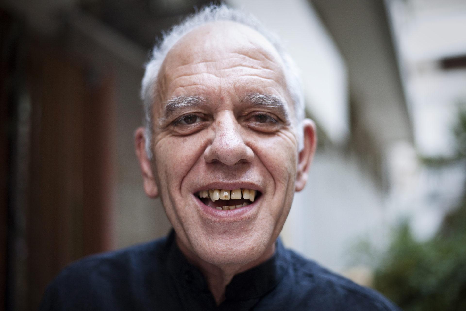 Notis, activiste grec
